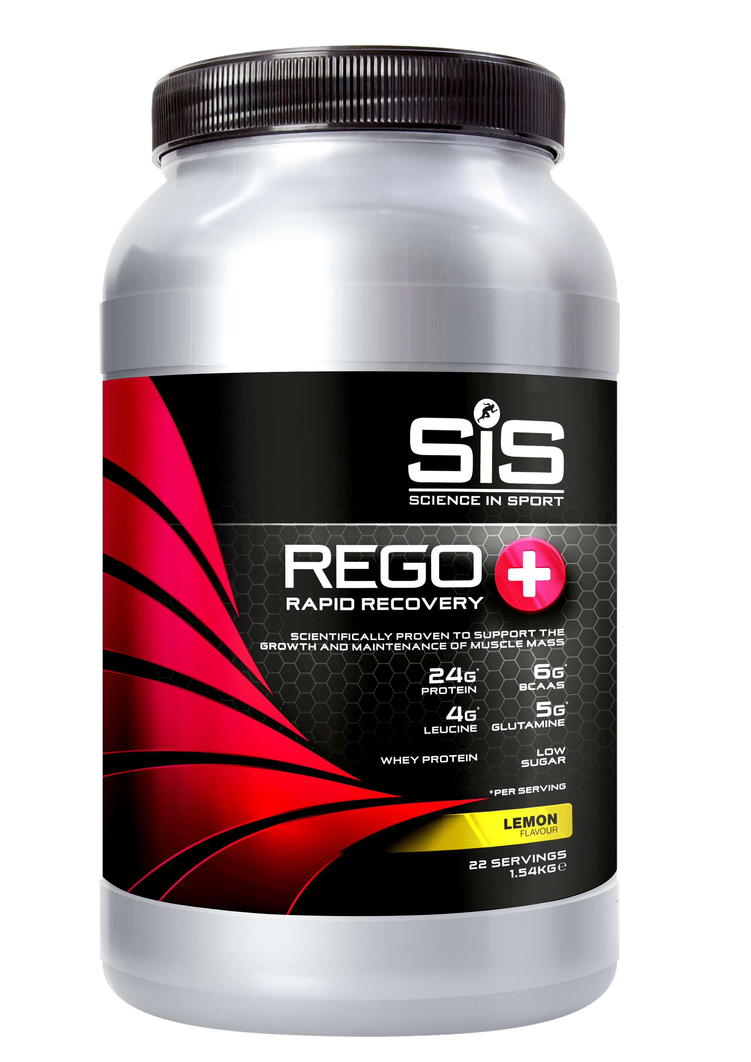 SiS REGO Rapid Recovery + /1,54kg/ citron