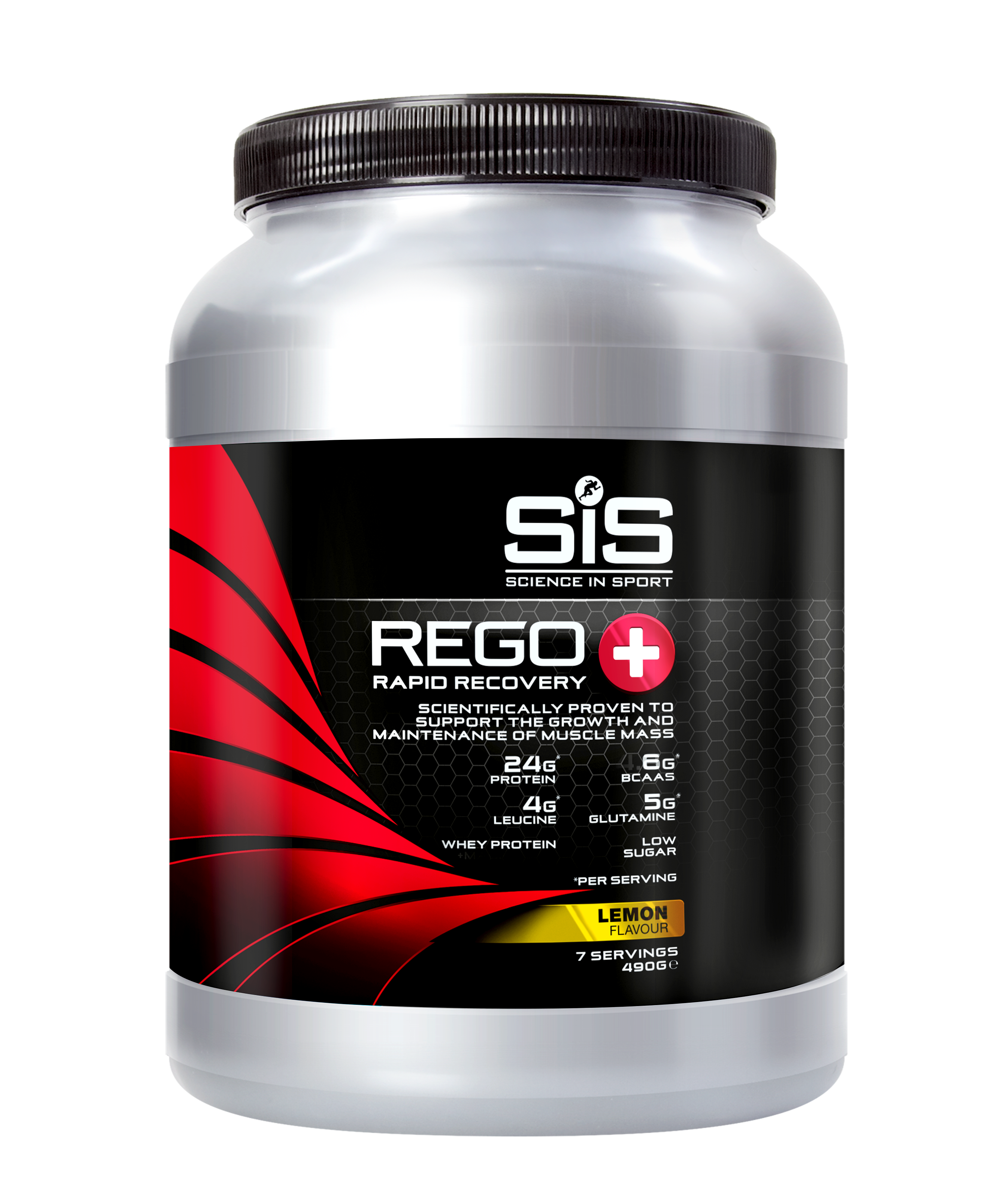 SiS REGO Rapid Recovery + /490g/ citron