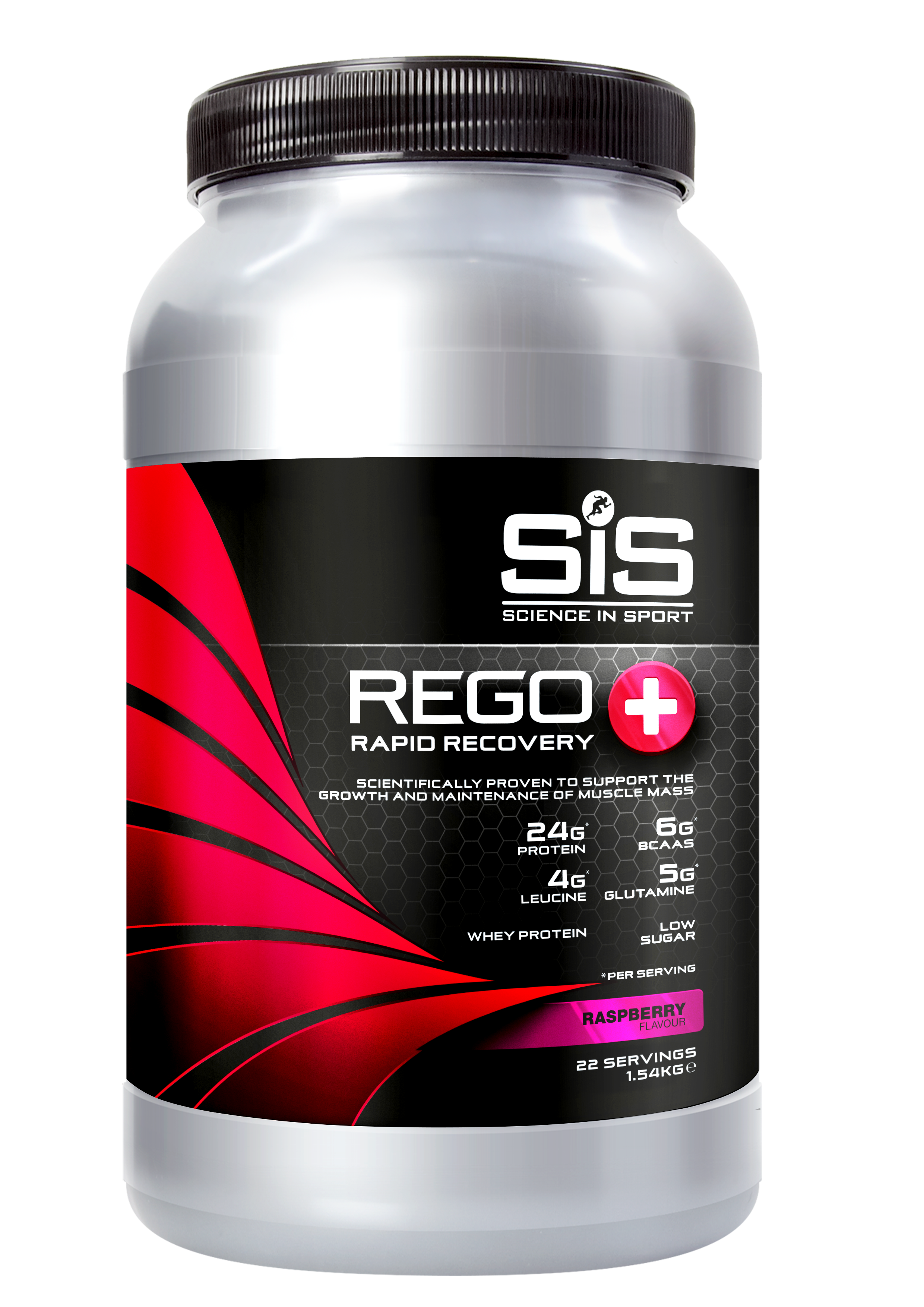 SiS REGO Rapid Recovery + /1,54kg/ malina