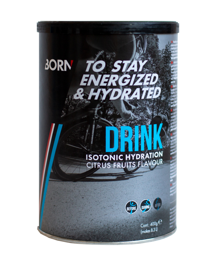 Drink Isotonic Fresh 400g