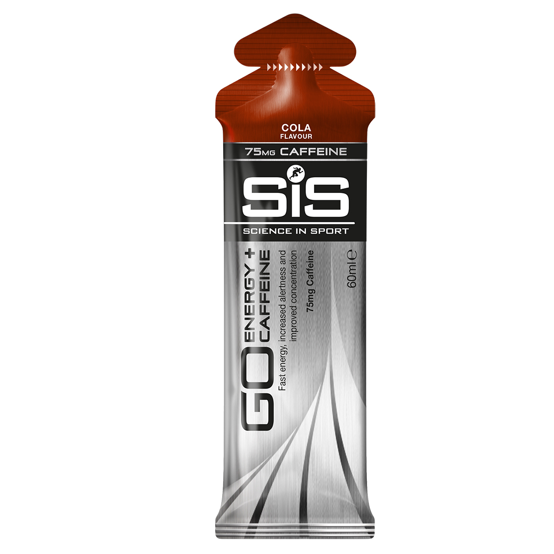 SiS GO Gel Caffeine + Cola 60ml.