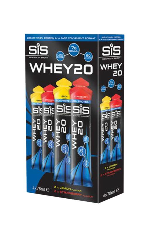 SiS WHEY20 Multipack