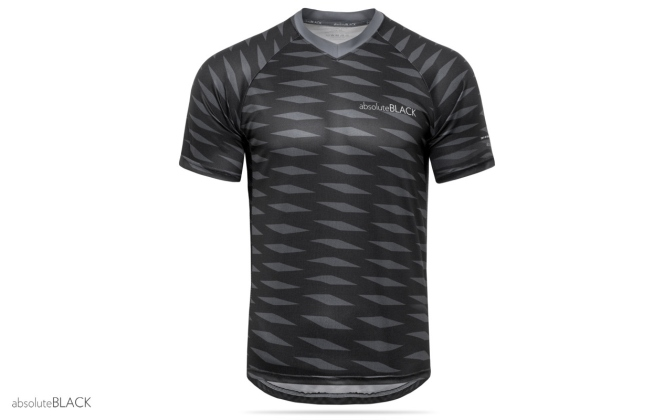 Trail Jersey AbsoluteBlack