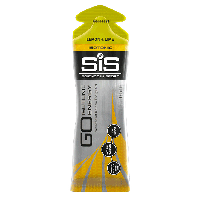 GO Isotonic Gel 60ml - citron a limetka 002252