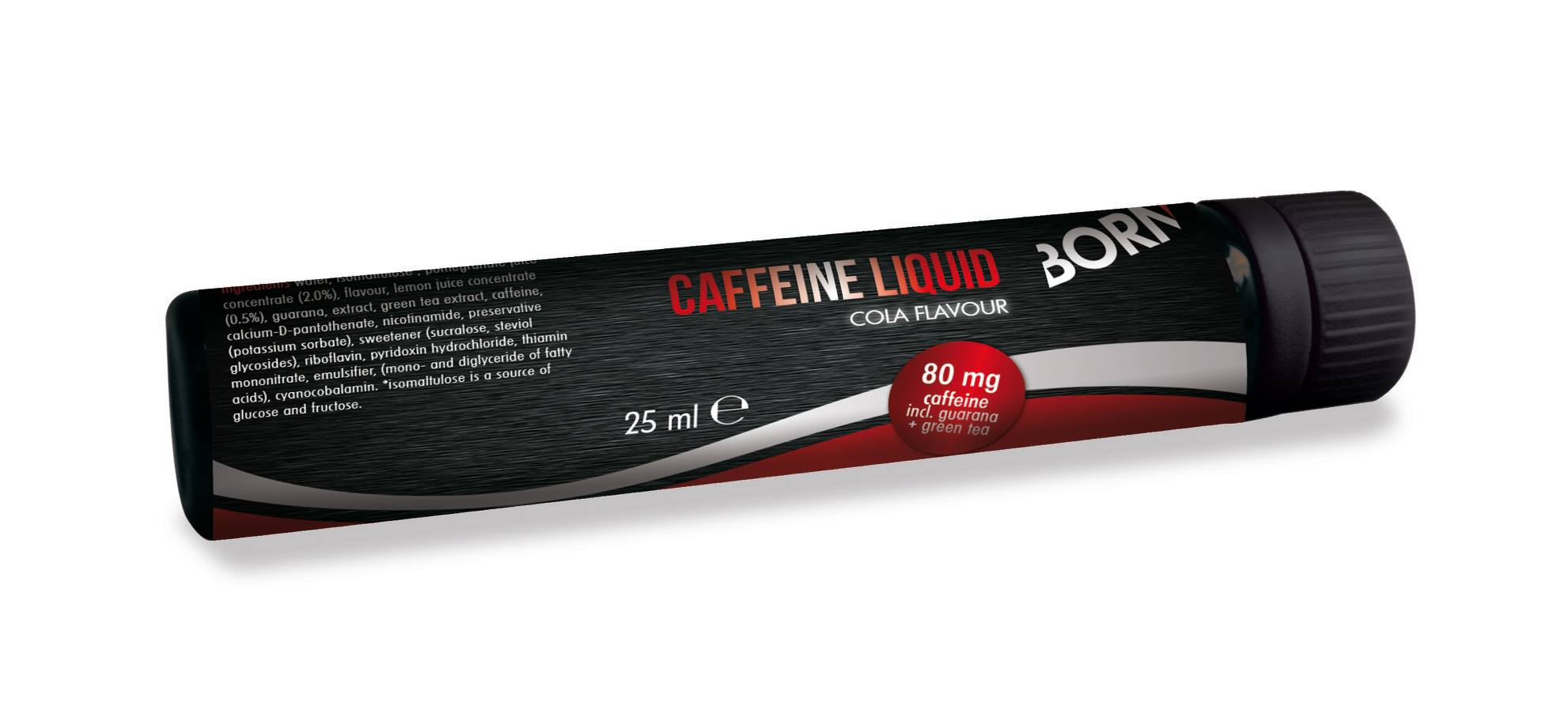 Caffeine Liquid - cola 25ml