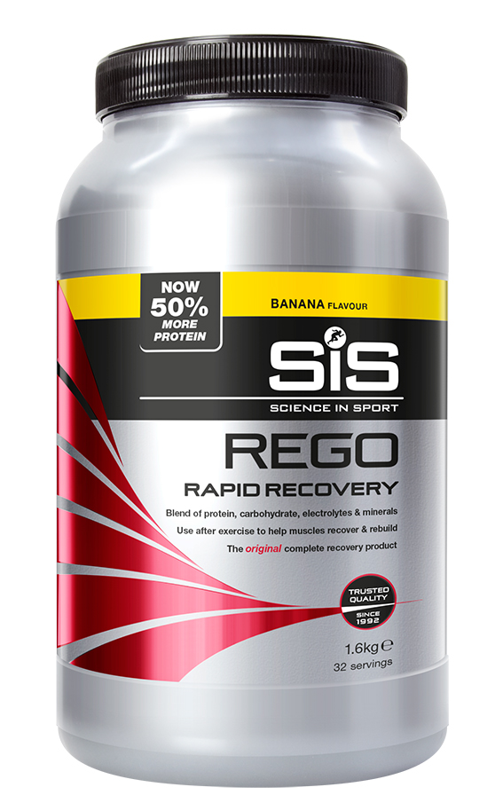SiS REGO Rapid Recovery 1.6kg  banán
