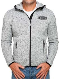 xKnitted Hoodie vel.L