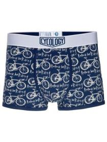 Rather Be Riding Boxers (Navy)  vel.S