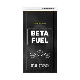 SiS Beta Fuel 84g citrón a limetka